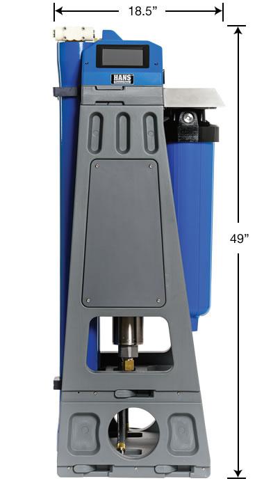 HANS™ Premium Water Appliance - Front View