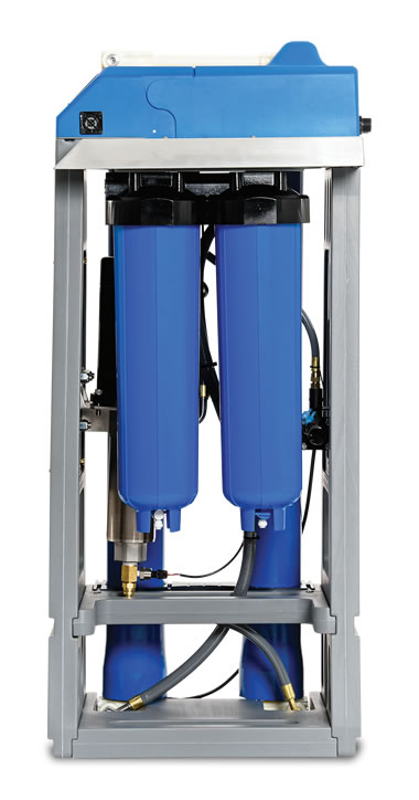 HANS™ Premium Water Appliance - Side View