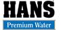 HANS Premium Water logo