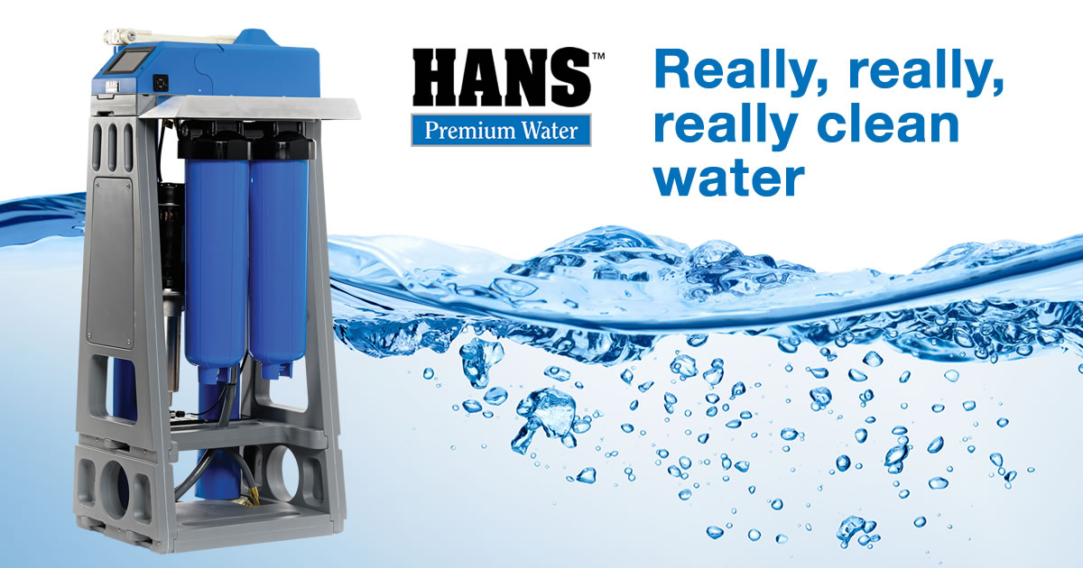Frequently Asked Questions Hans Premium Water