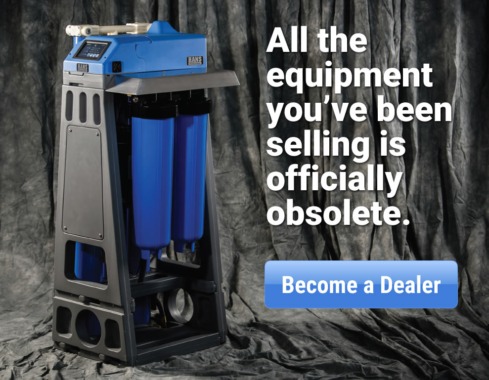 All the equipment you've been selling is officially obsolete - Become a Dealer.
