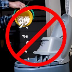 No water softener or brine bin needed