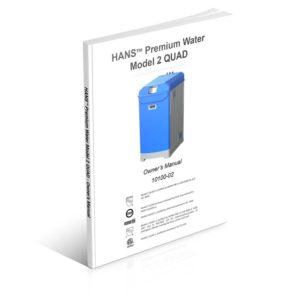Model 2 QUAD - Owners Manual